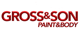 Gross & Son – Paint & Body Shop Logo